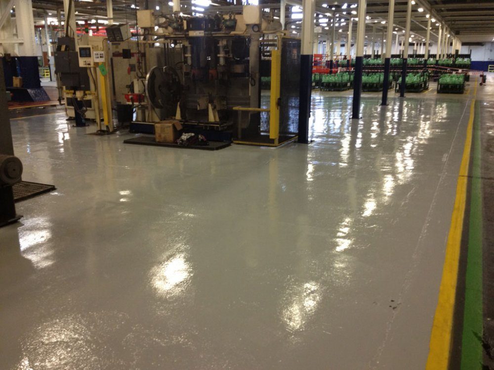 Order Industrial Cleaning