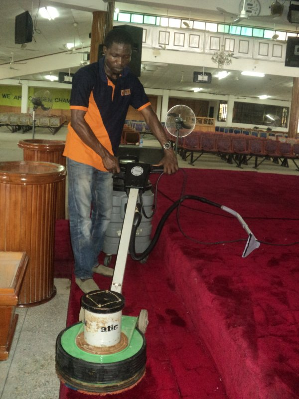 Order TOTAL FACILITIES MAINTENANCE SERVICES