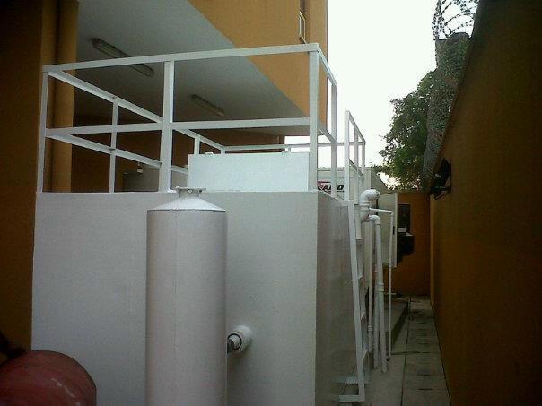 Order Maintenance of sewage treatment plant