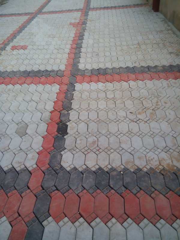 Order Interlocking paving stones