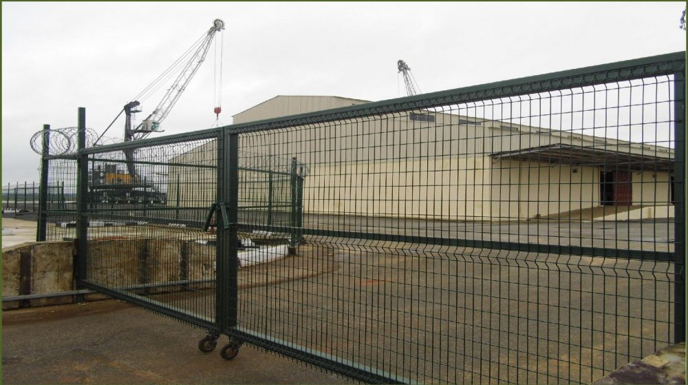 Order Security Fencing Installation