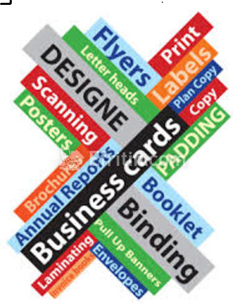 Order Graphic Design and Printing Services