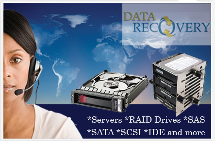 Order Data Recovery Services