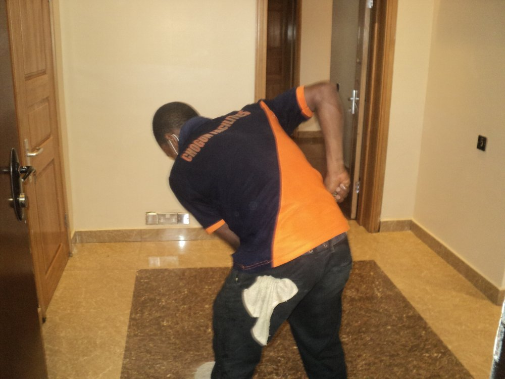 Order Professional cleaning and janitorial services