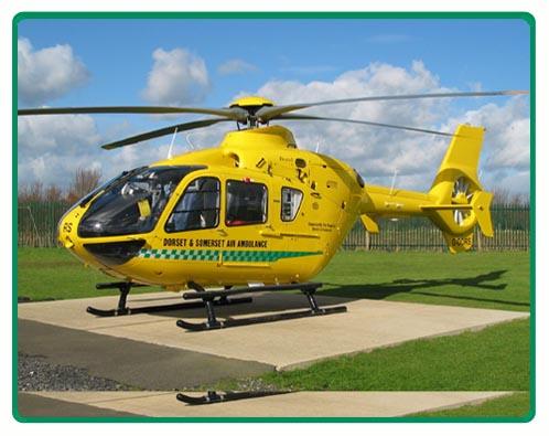 Order EMS / Air Ambulance Services