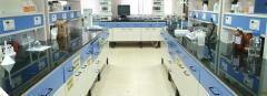 Environmental monitoring and laboratory analysis