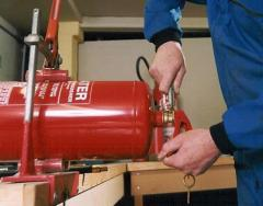 Fire Extinguisher Inspection & Service