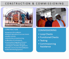 Construction & Commissioning Services