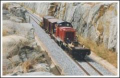 Building and Maintenance of Railways