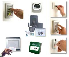Security (IP based CCTV) & Access Control
