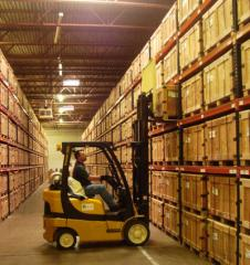 Distribution and Warehousing Services