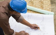 Architects' design and management services