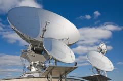 C & KU-band VSAT Services