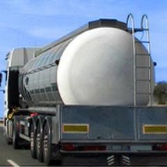 Land transportation of petroleum