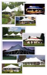 Tents & Canopies Hire Services