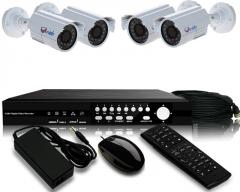 Homeland and Commercial Security and surveillance system