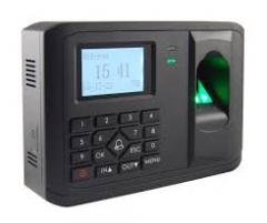 Supply and installation of standalone Biometric