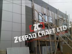 Building & Civil Engineering, Construction Projects, Aluminum Composite Panel( Aluminum Cladding), Stailess Steel Railing Projects, Advertisement Agency, TV Commercial, Billboard Placement,