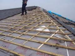Roof repairs and industrial repair services