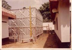 Supply and installation of braithwaite/fibre water