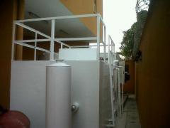 Maintenance of sewage treatment plant