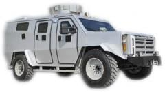Supply of armored / bullet proof vehicles