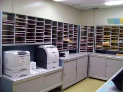 Mailroom Management Services