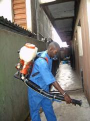 Fumigation and Pest Control