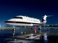 Aircraft chartering / handling services