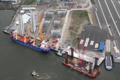 Full port and offshore handling Services