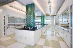 Laboratory furnishing and Sales of Equipment