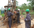 Rotary Well Drilling