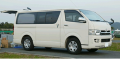 Toyota Hiace Hire