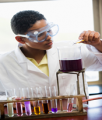 Laboratory Services: The services are provided in three major laboratories.